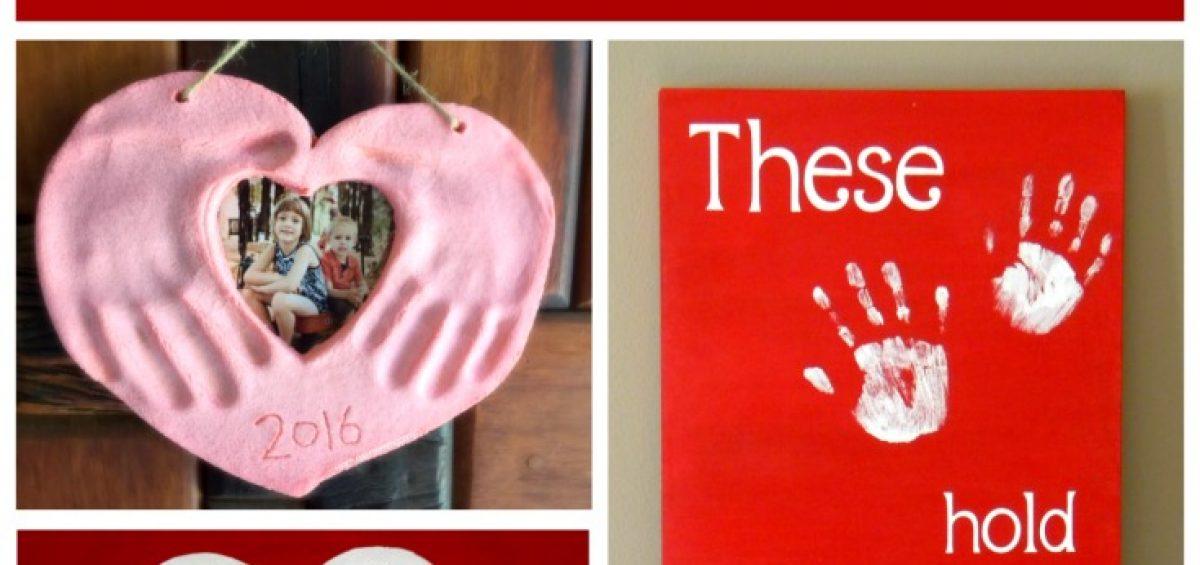 valentine keepsake gifts kids can make - Valentine Gift For Kids
