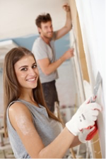 Rent or buy a home painting